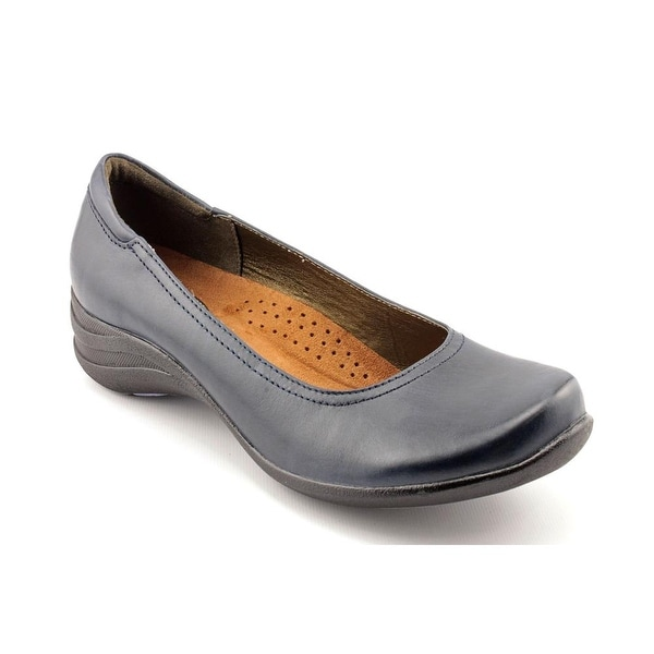 Hush Puppies Alter Pump Women Navy Loafers