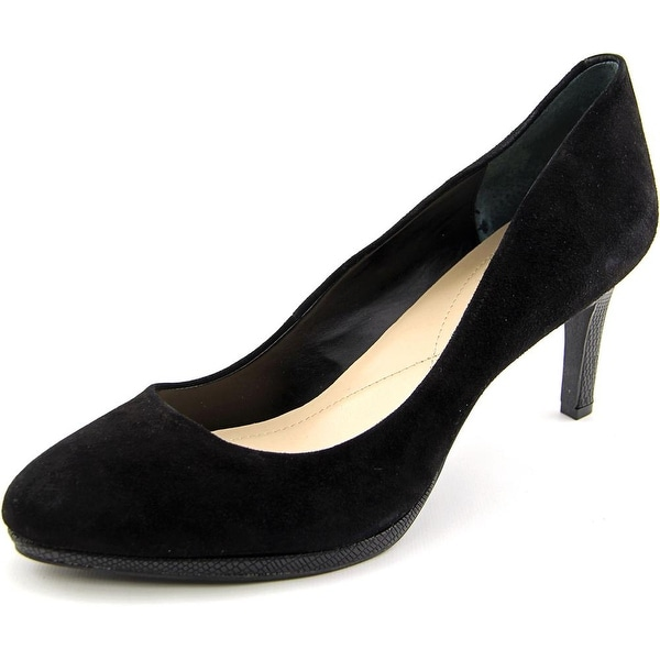 Alfani Glorria Women Black Pumps