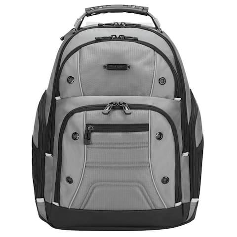 """Targus 16"""" Drifter II Laptop Backpack (Gray) - TBB23804GL"""