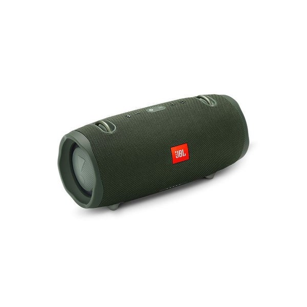 18ab0623e Shop JBL Xtreme 2 Green Portable Bluetooth Speaker - Free Shipping Today -  Overstock - 23136579