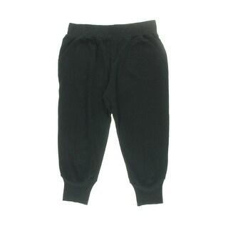 DKNY Jeans Womens Cotton Slub Lounge Pants - M