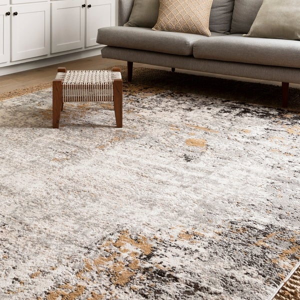 Alexander Home Keara Abstract Contemporary Rug. Opens flyout.