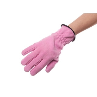Feel Good Fleece Gloves with Grippy Palm