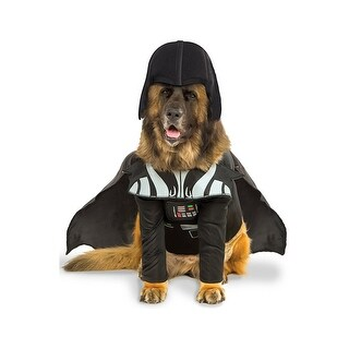 Rubies Darth Vader Big Dog Pet Costume