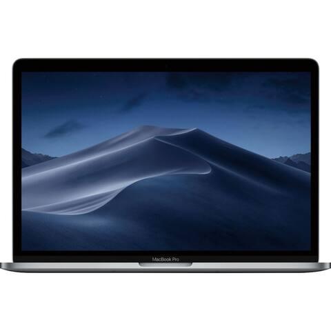 Apple MacBook Pro 13.3-inch 2019 with Touch Bar MV912LL/A, Intel Core i9, 512GB, 16GB RAM - (Certified Refurbished) - 512GB