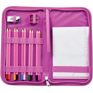 Keep N'carry Art Set-Watercolor Pencils