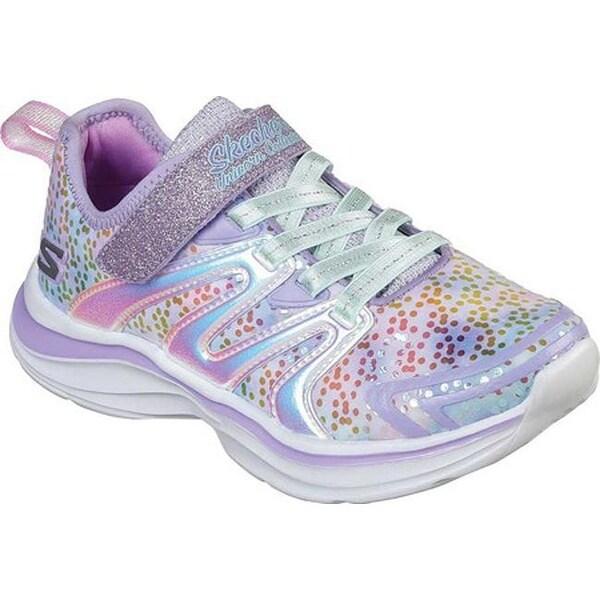 ff9e781730 Shop Skechers Girls' Double Dreams Unicorn Wishes Sneaker Lavender ...