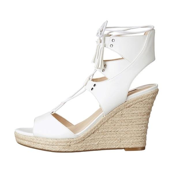 GUESS Womens lamba Open Toe Casual Platform Sandals
