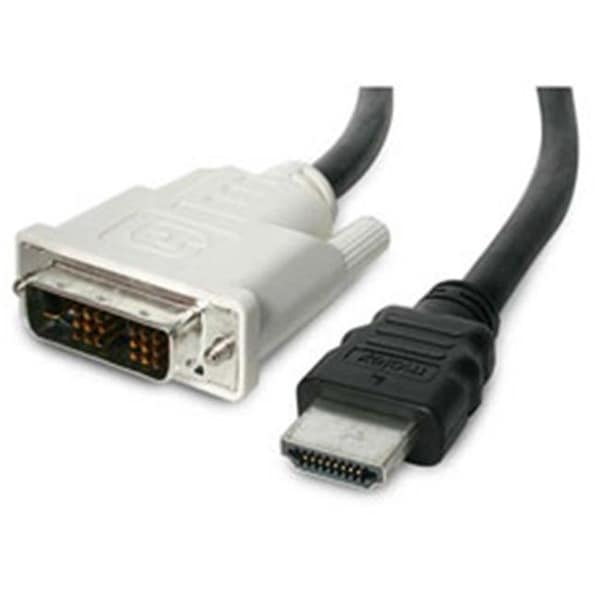 Startech HDMIDVIMM50 50 ft HDMI to DVI Digital Video Cable