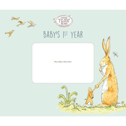 Carousel Calendars, Guess How Much Babys 1st Year Wall Calendar