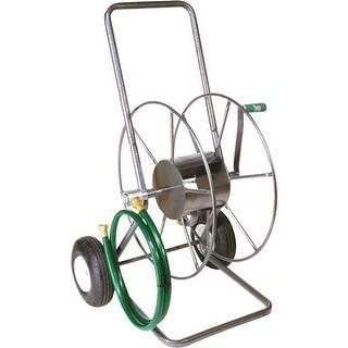 Lewis Lifetime Tool 2 Wheel Metal Hose Reel HT2EZ Unit: EACH