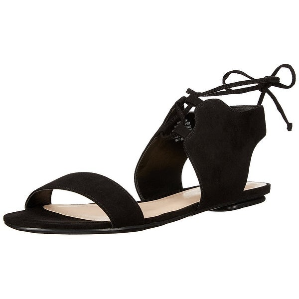 Nine West Womens Jadlin Open Toe Casual Ankle Strap Sandals