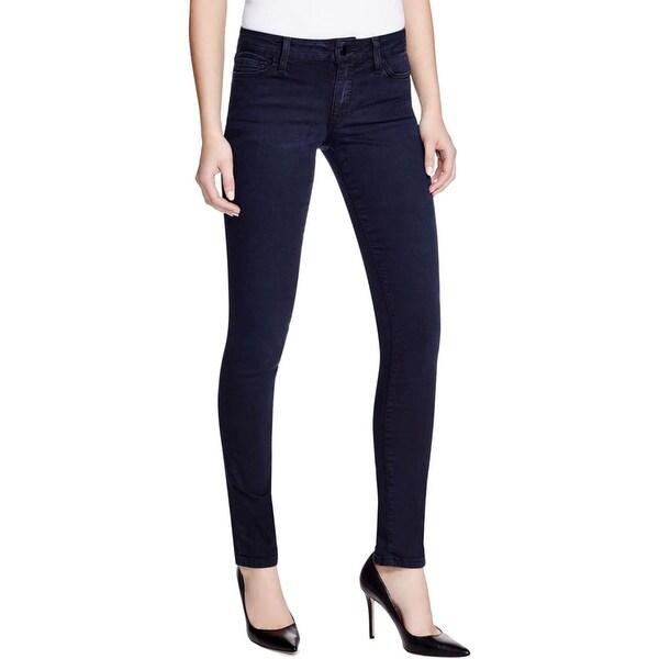 Joe's Womens Skinny Jeans Denim Low Rise