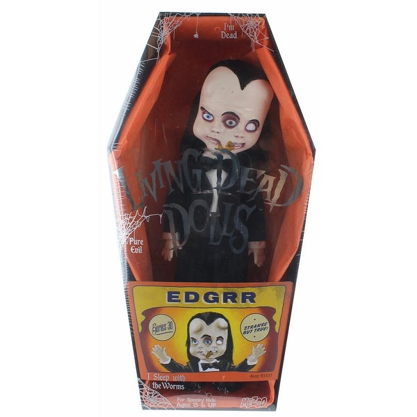 Living Dead Dolls Series 30 Sideshow: Edgrr - multi