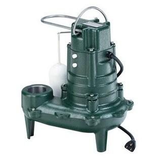 Zoeller 267-0001 M267 Waste-Mate Sewage Pump, 1/2 Hp, 115 Volt