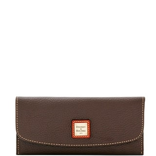 Dooney & Bourke Pebble Grain Slim Continental Clutch (Introduced by Dooney & Bourke at $88 in Jul 2016)|https://ak1.ostkcdn.com/images/products/is/images/direct/0984951681c6a0386a5c53ce4b583da083b7af9f/Dooney-%26-Bourke-Pebble-Grain-Slim-Continental-Clutch-%28Introduced-by-Dooney-%26-Bourke-at-%2488-in-Jul-2016%29.jpg?impolicy=medium