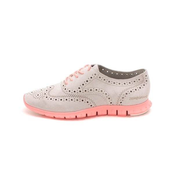 Cole Haan Womens Leonasam Hight Top Lace Up Fashion Sneakers - 6