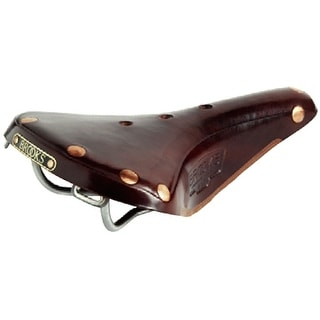 Brooks B17 Ti ATB/Trekking Bicycle Saddle - Black