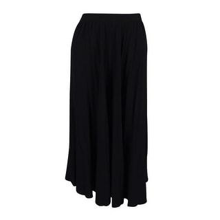 Calvin Klein Women's Solid Pleated Skirt - 4