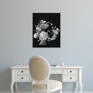Easy Art Prints Andreas Lie's 'Flora 6' Premium Canvas Art