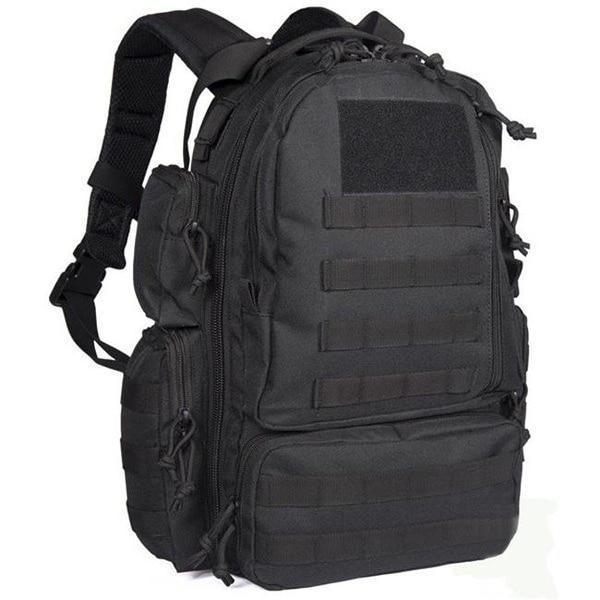 5dec28b9ab48 Shop Bullet Blocker NIJ IIIA Bulletproof Tactical Backpack - Black - Free  Shipping Today - Overstock.com - 26576014