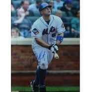 Signed Wright David New York Mets 11x14 Photo autographed