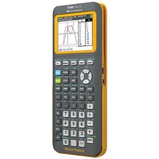 Texas Instruments 84Plce/Tpk/2L1 Ti 84Plus Ce Teacher Graphing Calculator
