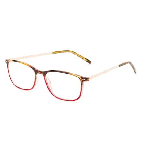 Readers.com The Leah Retro Square Reading Glasses