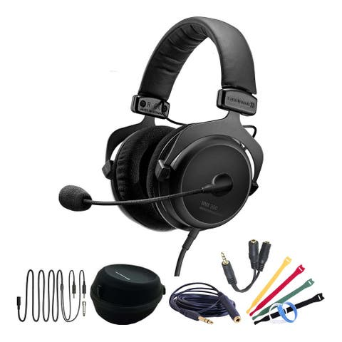 Beyerdynamic MMX 300 2nd Gen Conference Call Headset Work From Home