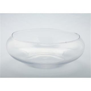 Diamond Star 64314 4 x 11.5 in. Glass Clear Bowl