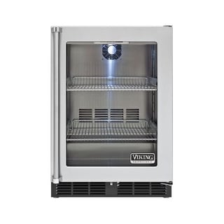 Viking VRCI5240GR 24 Inch Wide 5.3 Cu. Ft. Undercounter Refrigerator with Forced
