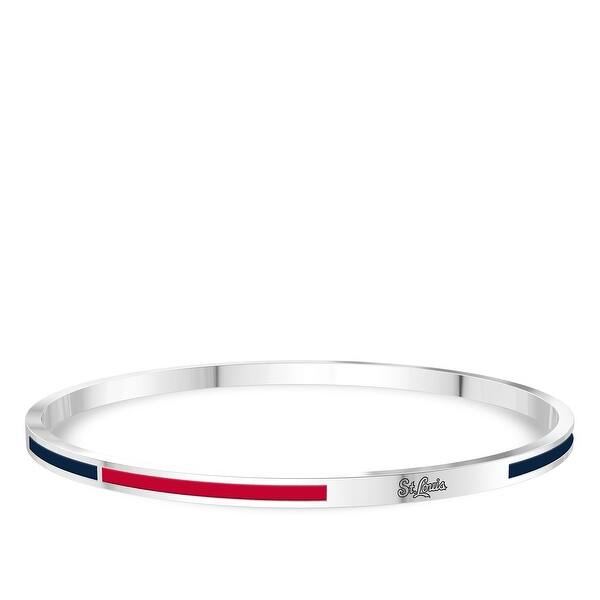 Mlb St Louis Cardinals Bracelet In