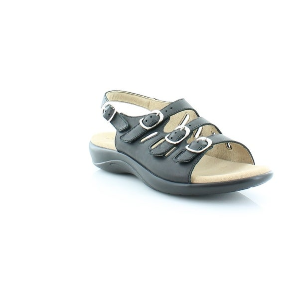 Sas Mystic Women's Sandals & Flip Flops Black