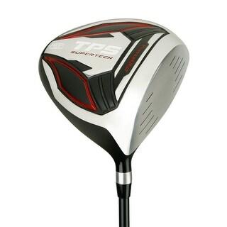Powerbilt Golf TPS Supertech Black/Red 10.5 Degrees Driver (RH)