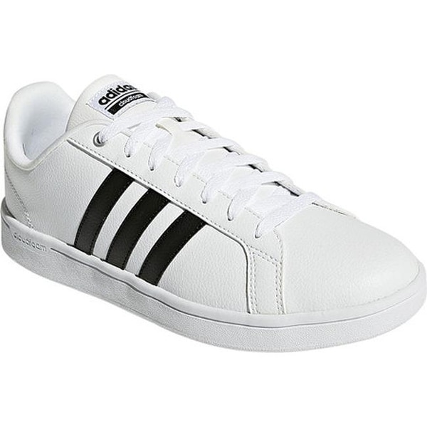 cdf3dfa6a adidas Men  x27 s NEO Cloudfoam Advantage Stripe Court Shoe FTWR White FTWR
