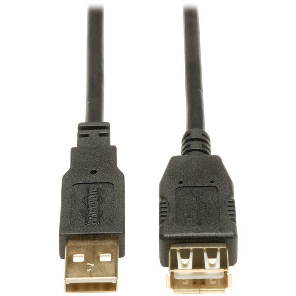 Tripp Lite U024-006 A-Male To A-Female Usb 2.0 Extension Cable (6Ft)