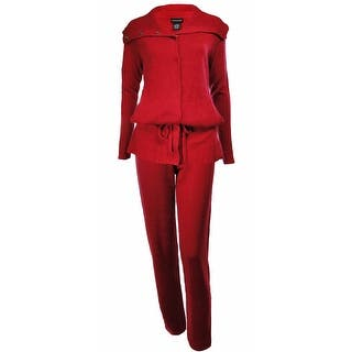 Sutton Studio Women's Silk & Cashmere Anorak Lounge Set|https://ak1.ostkcdn.com/images/products/is/images/direct/0991219c17ea63069e1614e46b945db5f0946d62/Sutton-Studio-Women%27s-Silk-%26-Cashmere-Anorak-Lounge-Set.jpg?impolicy=medium