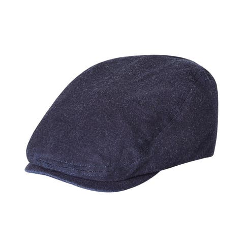 Levi's Mens Stretch Driver Newsboy Hat - One Size