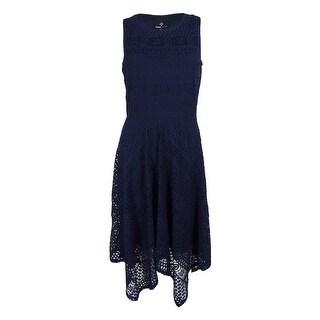 Ronni Nicole Women's Sleeveless Lace Dress - 6