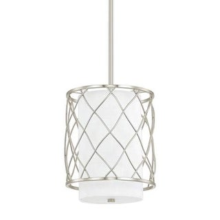 "Donny Osmond Home 4831-614 2 Light 10"" Wide Pendant from the Sawyer Collection"