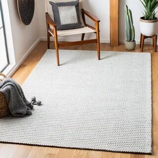 Link to Safavieh Flatweave Marbella Liadain Modern Wool Rug Similar Items in Casual Rugs