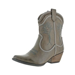 Very Volatile Womens Vinn Booties Cowgirl Ankle (More options available)