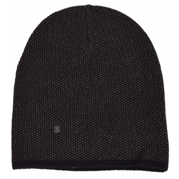 38c49c3a262f84 Gucci 352350 Men's Black Beige Wool Cashmere Beanie Ski Winter ...