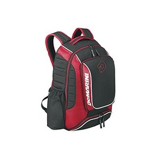 Demarini Unisex Momentum Backpack, Scarlet, OS
