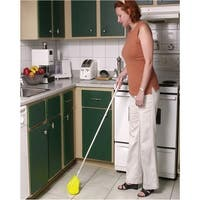 """Extra-Long Ceiling Fan Duster - Wrap Around Cleaning Brush - Extends 47"""""""