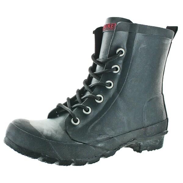 Lauren Ralph Lauren Mikenna Women's Rubber Rain Boots