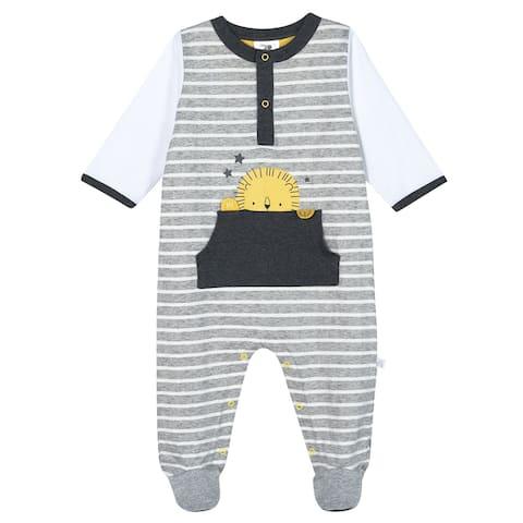 Just Born® Baby Boys' Organic Lil' Lion Sleep 'n Play - 6-9M