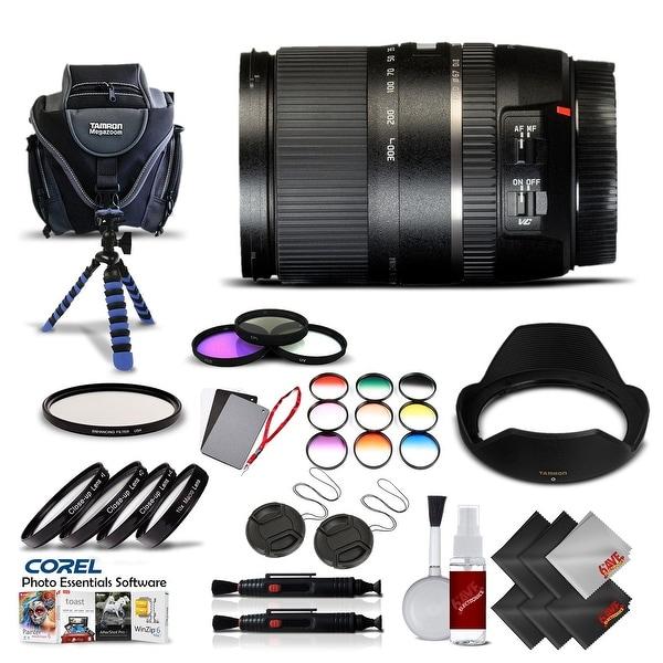 Tamron 16-300 f/3.5-6.3 Di II VC SN International Version (No Warranty) Pro Kit - black