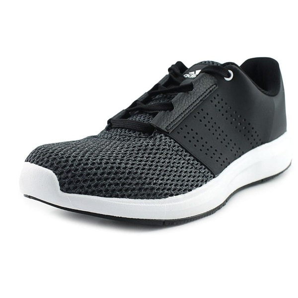 Adidas Madoru 2 m Men Round Toe Synthetic Black Sneakers