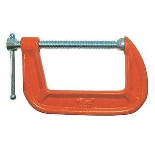 Pony CM25 Adjustable C-Clamp, Steel